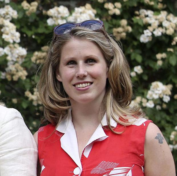 Caroline Criado-Perez who faced abuse on Twitter.