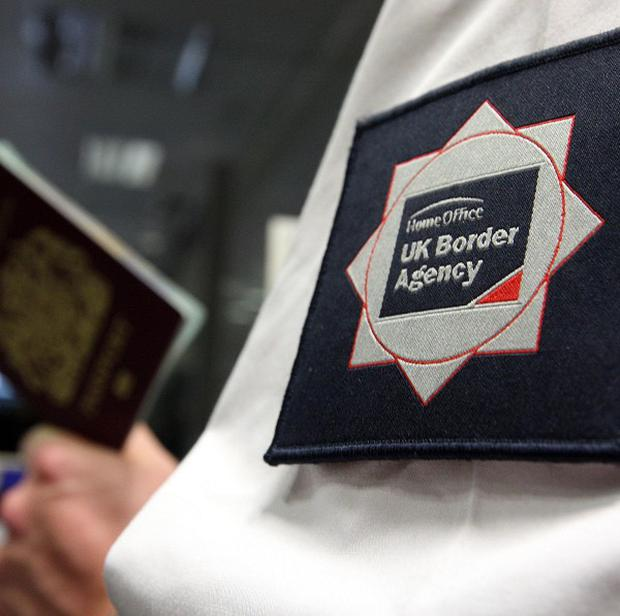 MPs blamed the Border Force for failing to find