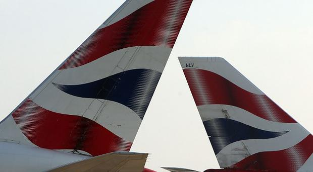 British Airways said it does not have a spare plane to fly the England football squad to the World Cup in Brazil next year