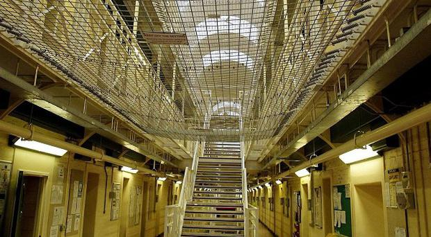 Some prisoners should be allowed to vote, a parliamentary committee recommends.