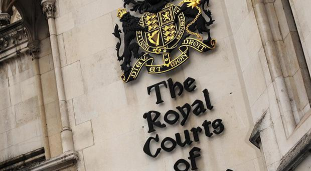 A High Court judge has described Home office officials as