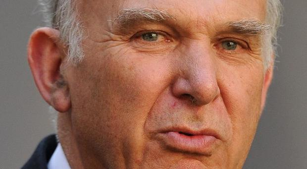 Business Secretary Vince Cable has announced a consultation into zero hours contracts but has said the Government will not be banning them