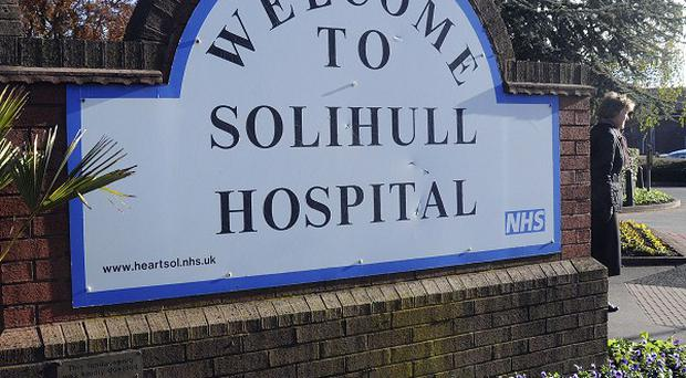 Sir Ian Kennedy will announce his key findings after undertaking a review of the way management at Solihull Hospital handled a health scare