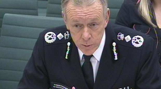 Sir Bernard Hogan-Howe says the