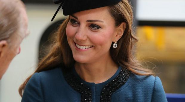 The Duchess of Cambridge's phone was hacked when she was Kate Middleton, a court has heard.