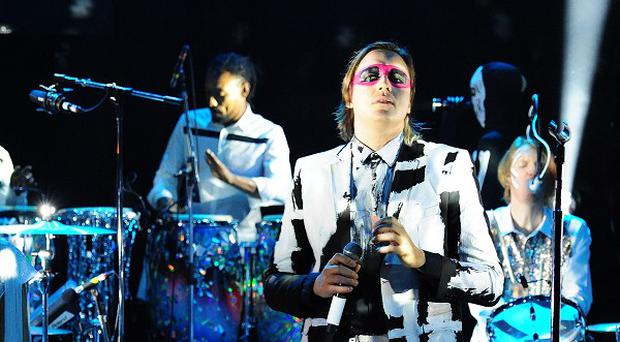 Canadian band Arcade Fire are to headline on the Friday night at next year's Glastonbury festival