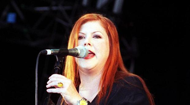 Fairytale of New York by Kirsty MacColl (pictured) and The Pogues tops the seasonal big sellers list