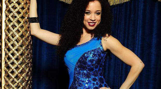 Natalie Gumede says most of the dresses on the show are too skimpy