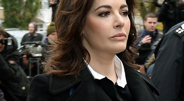 Nigella Lawson will not be investigated over alleged drug use, police said