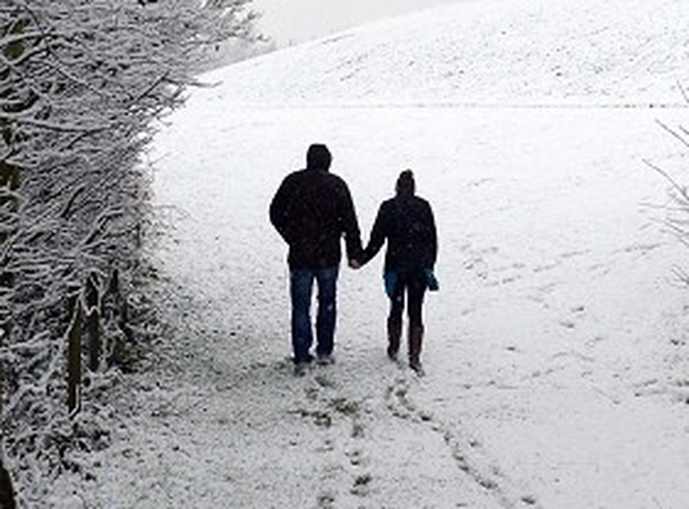 Forecasters say we could be in for a white Christmas after all