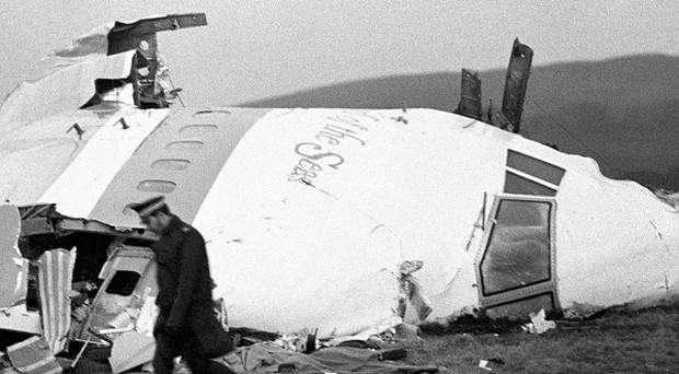 The Lockerbie bombing was marked at home and abroad by senior politicians and officials 25 years after the terrorist atrocity killed 270 people