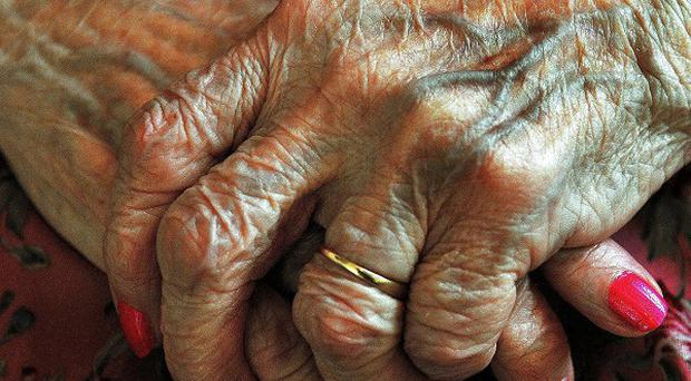 A million people over the age of 65 in England suffer from or are at risk of malnutrition, according to Age UK