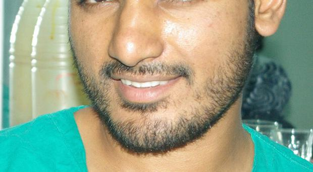Dr Abbas Khan, 32, was on the verge of being released when his family were told of his death