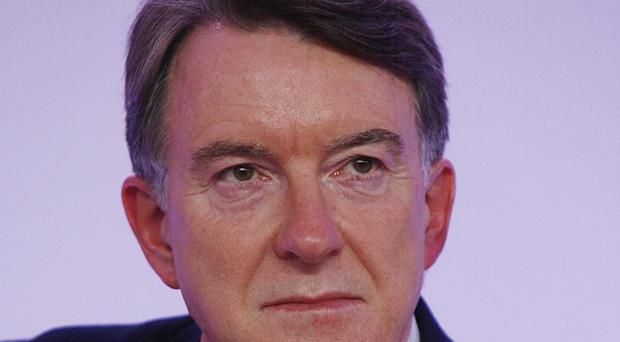 Lord Mandelson said the 2015 election is 'for Labour to lose'