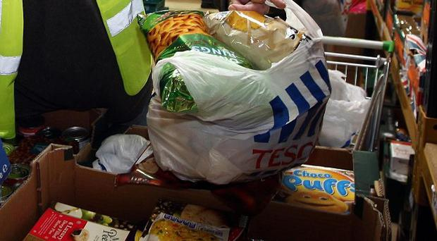 Action for Children is regularly sending families to food and clothes banks for the first time since the 1940s