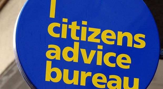 Citizens Advice says the use of bailiffs by local authorities should be an 'absolute last resort'