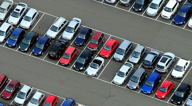 Councils in England generated £594 million from parking operations in 2012/13, the RAC says