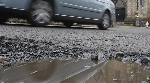 Whitehall is giving £30,000 to help the Cyclists' Touring Club revamp its pothole website and app
