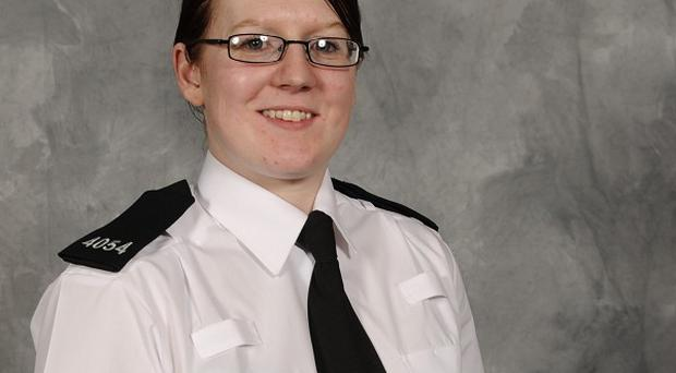 Pc Suzanne Hudson who was shot during a routine call in Leeds has left hospital to spend Christmas with her family