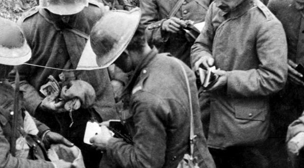 The beginning of the First World War will be commemorated during 2014