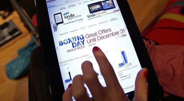 Around 117 million retail visits are thought to have been made yesterday to retail websites - while customers are set to flock to the high street for the Boxing Day sales.