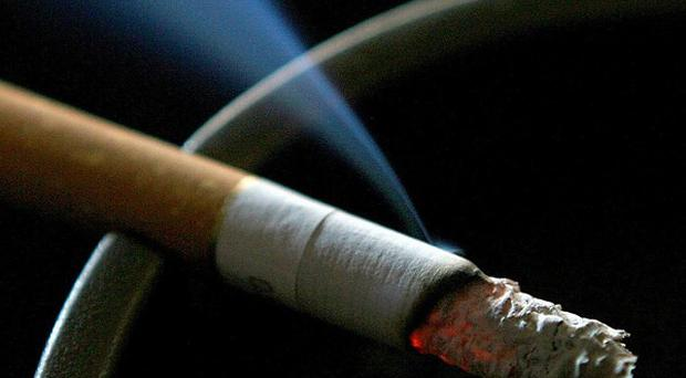 The harm done to the body by the chemicals inside cigarettes is the subject of a new health campaign