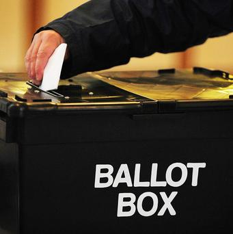 Pundits and party chiefs will anxiously watch the English council polls, less than a year before the general election