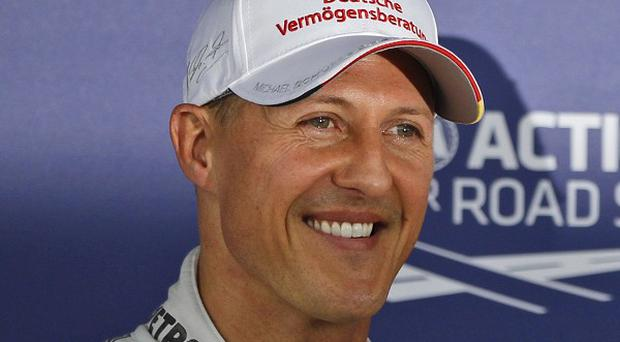 Seven-time Formula One champion Michael Schumacher suffered a head injury after a skiing accident in the French Alps.