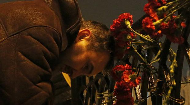 More than 30 people died in blasts in the Russian city of Volgograd (AP)