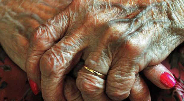 The Royal Voluntary Service has urged Britons to help lonely older people
