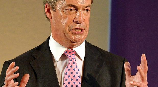 Nigel Farage, the leader of Ukip, has seen his party membership rise significantly in 2013