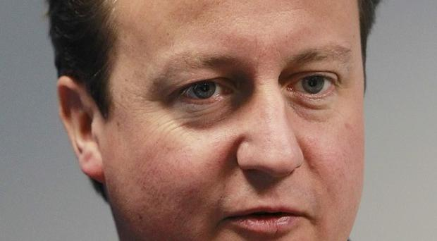 David Cameron issued a stark warning about the consequences of electing a Labour government