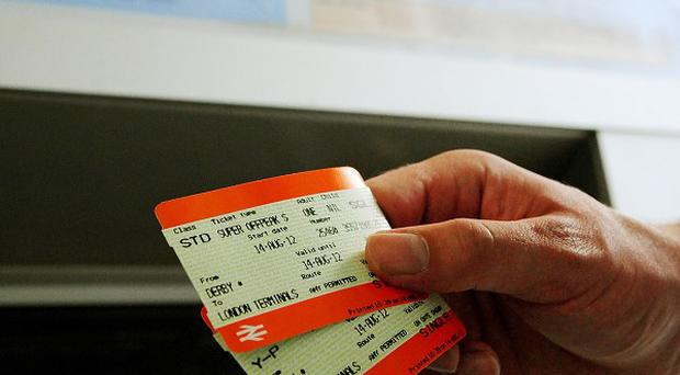 Fares are going up for rail travellers.