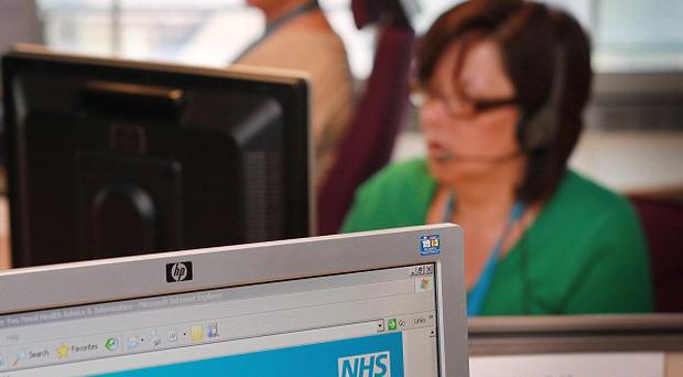 NHS Direct said the contracts were 'financially unsustainable'