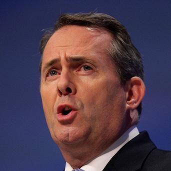 Former defence secretary Liam Fox says ring-fenced NHS spending must stop.