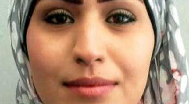 Rania Alayed, who has not been seen in public since June.