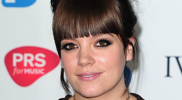 Lily Allen, who is relaunching her pop career, lost a son six months into a pregnancy in 2010