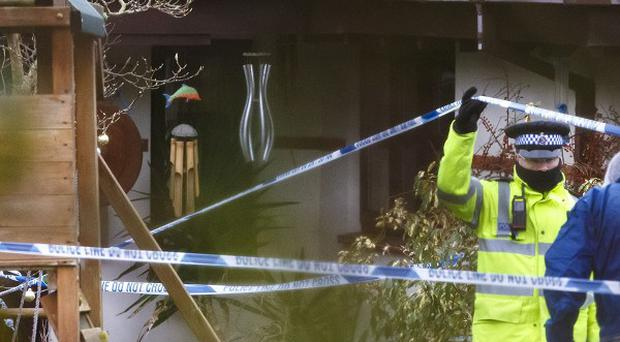A 55-year-old woman found dead in a property where she was house-sitting has been hailed as a