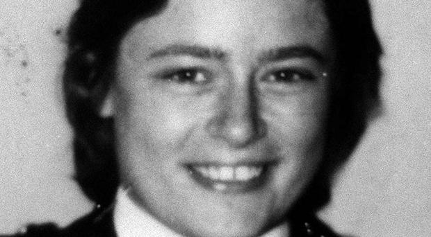 WPc Yvonne Fletcher was gunned down outside the Libyan Embassy in London on April 17 1984