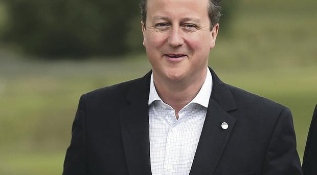 Prime Minister David Cameron refuses to rule out withdrawing 'pensioner perks'