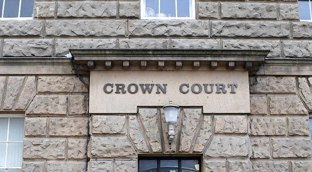 The defendant denies carrying out a nine-hour sex attack