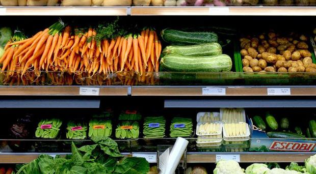 Consumers should buy British fruit and veg to boost the economy, Environment Secretary Owen Paterson is expected to say