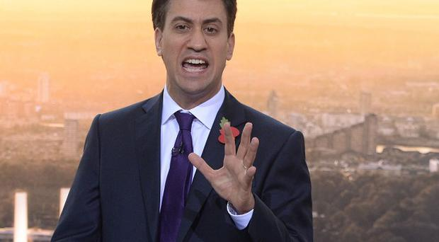 Ed Miliband has been urged to refrain from using