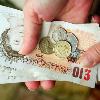 A 50p an hour increase in the minimum wage could save the Government £1 billion, as people pay more tax and claim less benefits.