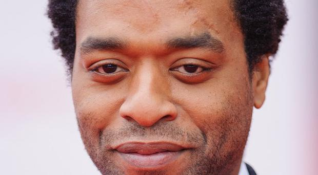 Chiwetel Ejiofor has been nominated for the best actor Bafta for his role in Twelve Years A Slave
