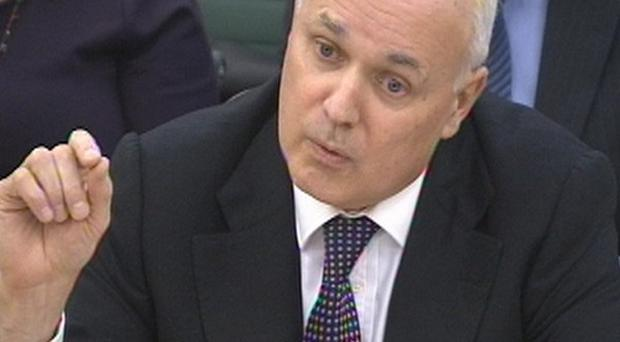 Work and Pensions Secretary Iain Duncan Smith has come under fire over his welfare reforms.