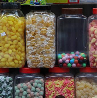 Tesco remove sweets from checkout