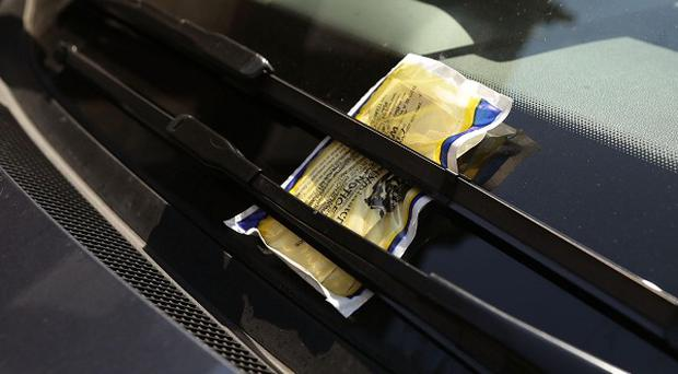The Government is considering allowing lower fines for minor parking violations.