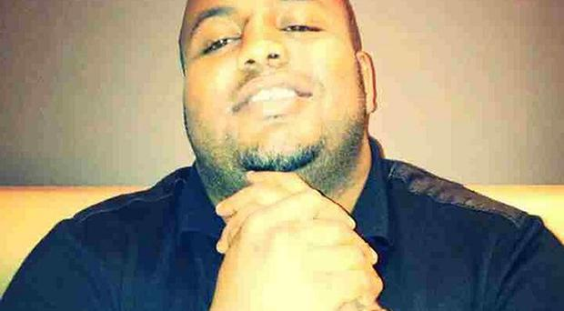 Hassan Mohammed Omer Isman was shot dead inside a nightclub on Boxing Day
