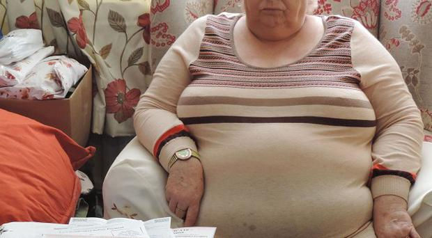 Sylvia Kneller, of Farnham, Surrey, has told how she paid out more than £200,000 after she became addicted for 56 years to scam mail (Surrey County Council/PA)
